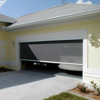 Mirage Retractable Screen Systems Photo Gallery Retractable Screens Amp Awnings Roll In Screens Garage Screen Door Garage Doors Garage