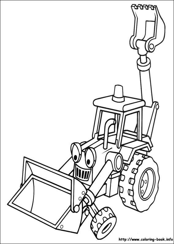 Bob the Builder coloring picture | Hand Sewing, Embroidery, & Hand ...