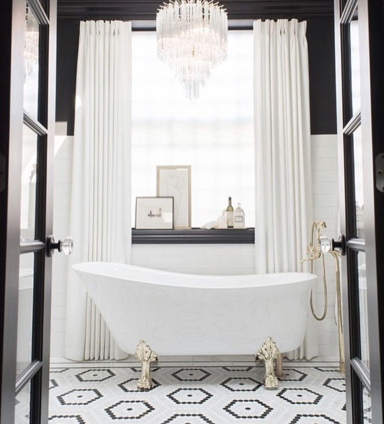 Pin By Kathleen Kilgore On Comanche In 2020 Hexagon Tile Bathroom Bathroom Hexagon Tiles