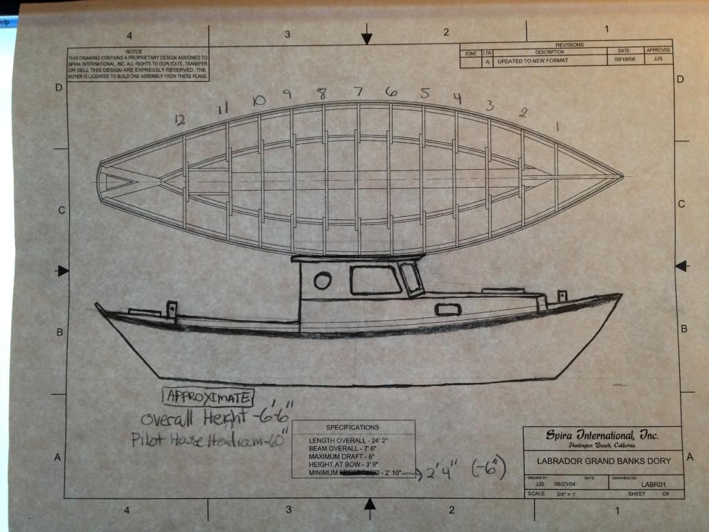 st pierre dory - Google Search | Boat plans, Dory, Diy boat