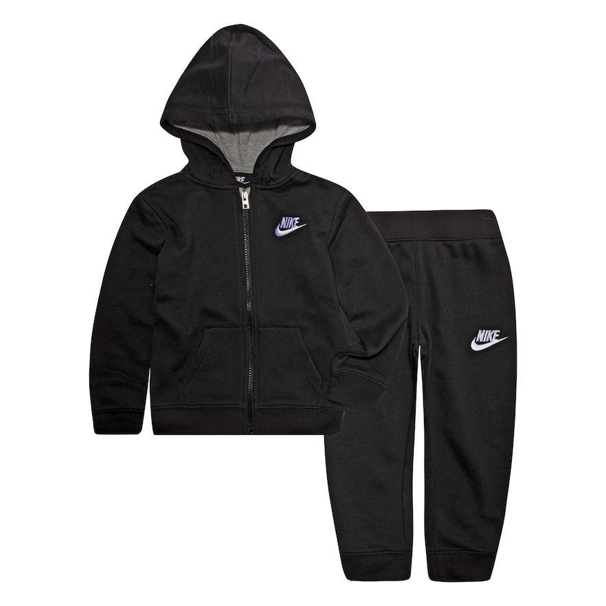 929495d76d Toddler Boy Nike Zip Hoodie & Jogger Pants Set in 2019 | Products ...