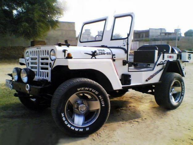 Open Jeep Jeep Landi Jeep Punjab