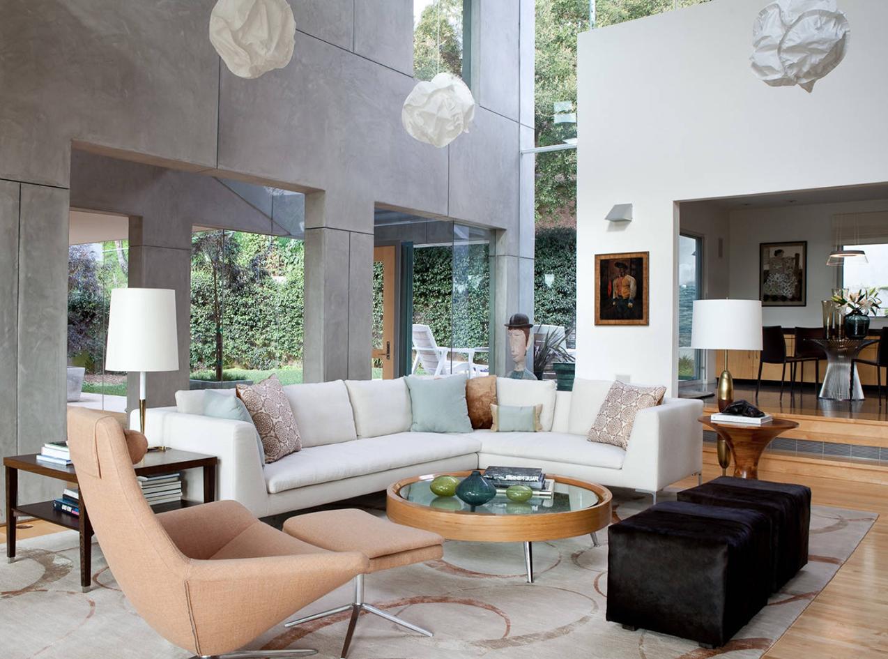 Amazing ultra modern luxury living room decor with modern ...