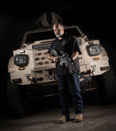 Dead Air Armament Suppressors - Mike Pappas