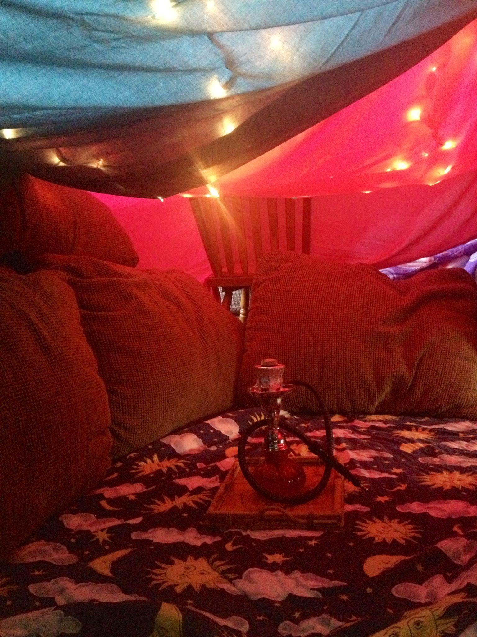 Hookah fort :)