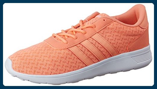 adidas Damen Lite Racer W Sneaker Low Hals, Orange (Brisol ...