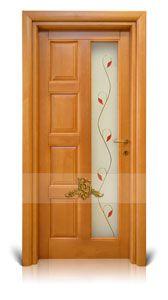 Interior doors Massive Tei
