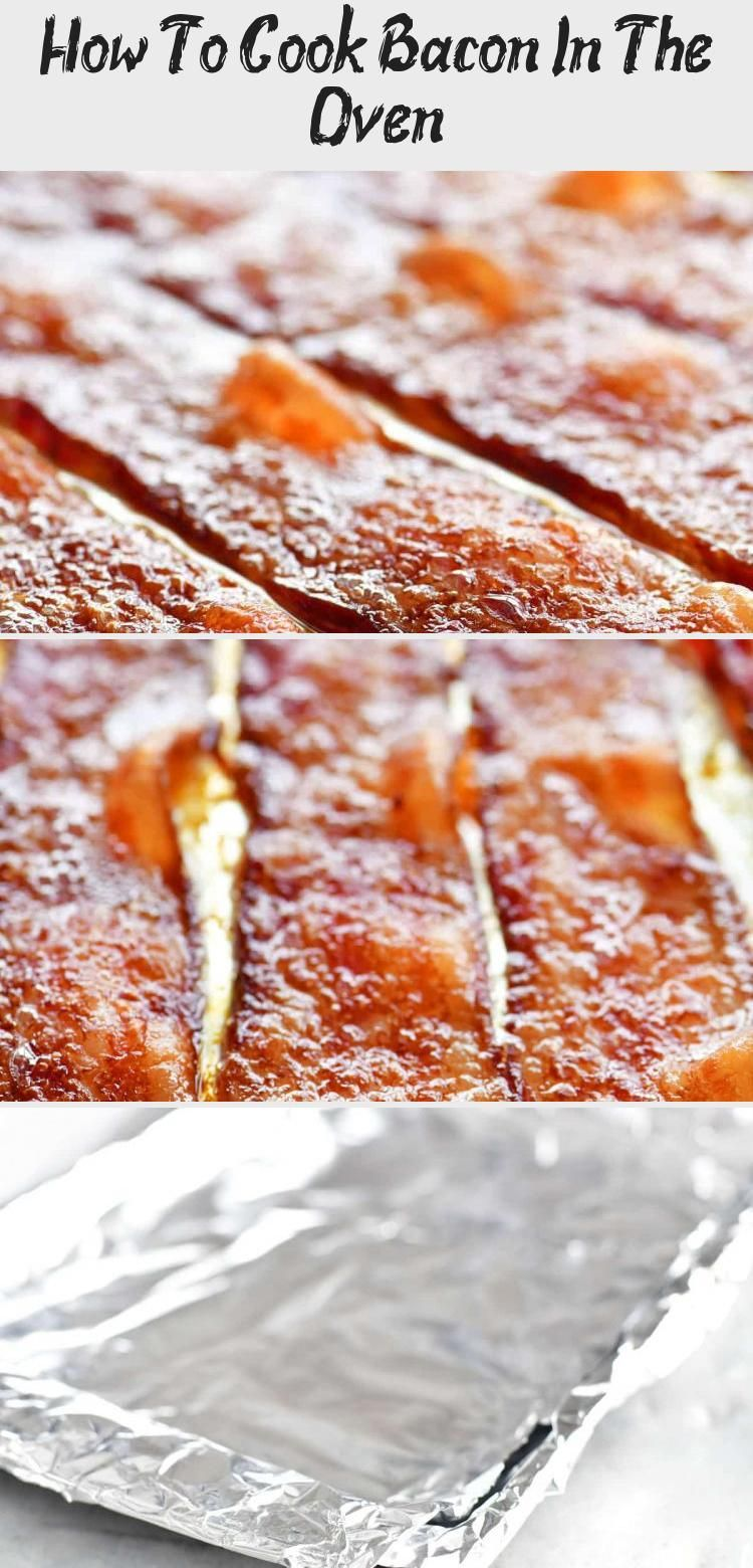 Wondering how to cook bacon in the oven? We've got you covered with what temp to cook bacon at, how