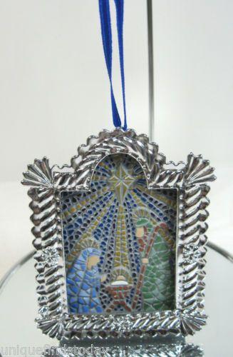 Hallmark Ornament Welcoming the Savior 2002 With Box