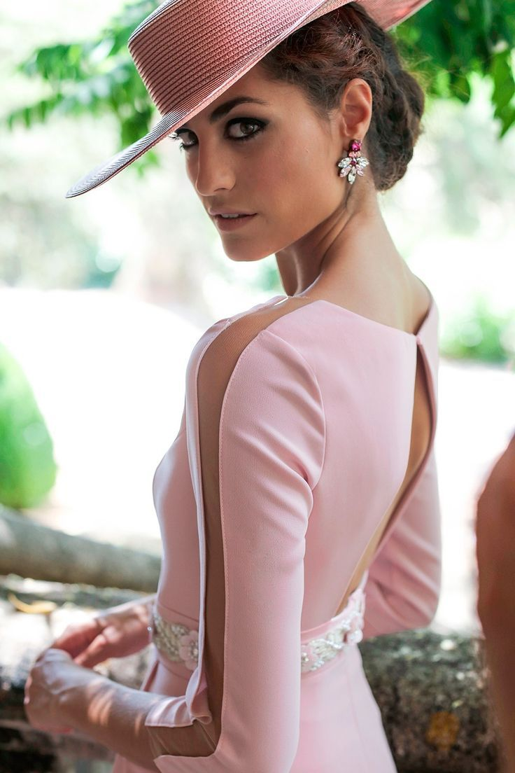 Unique sleeve design makes this a fabulous unique formal dress. -@dressingartist Surround yourself with beauty... #outfitswithhats