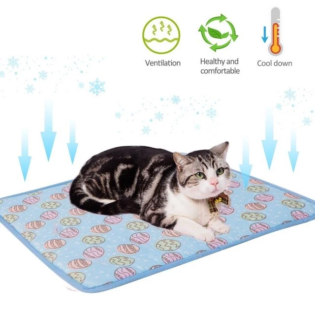 Cat Self Cooling Cooling Pad Summer Refreshing Cool Pad Cold Ice