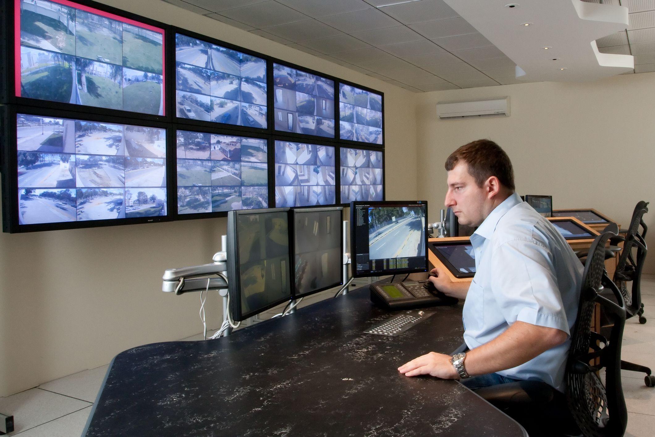 Surveillance Camera Control Systems