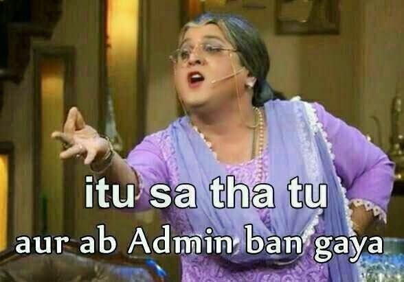 Group Admin Whatsapp Jokes In Hindi Whatsapp Facebook Status Quotes