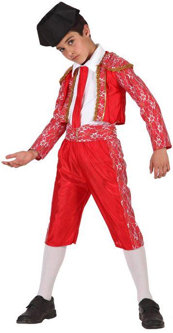 Costume torero bambino  prezzo imbattibile per questo travestimento da  torero per bambino 2462fa5423d9