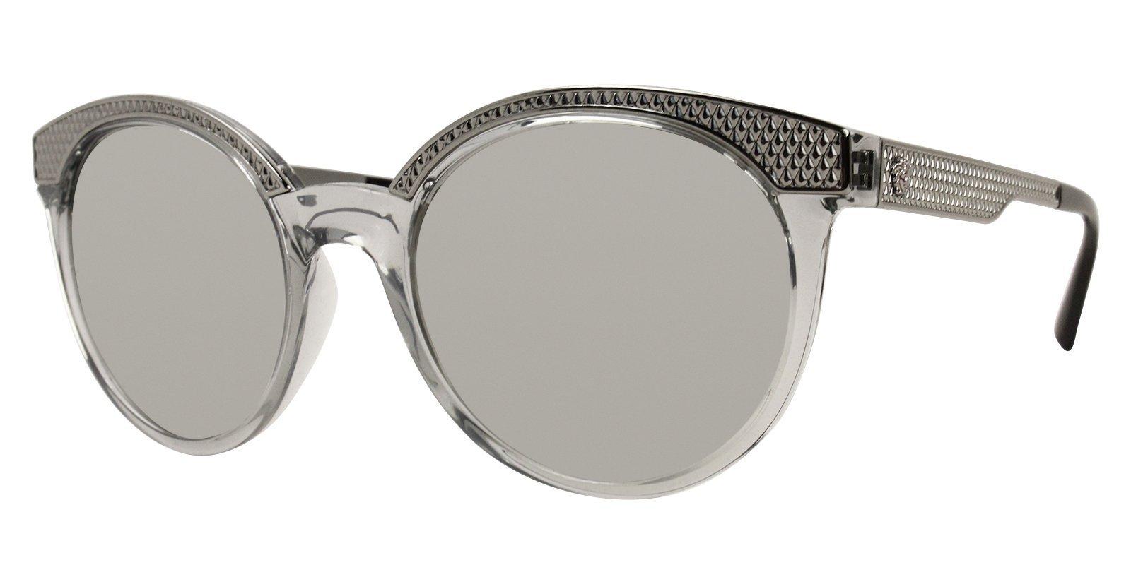 787827bc95fc3 Versace - VE4330 Silver - Silver-sunglasses-Designer Eyes