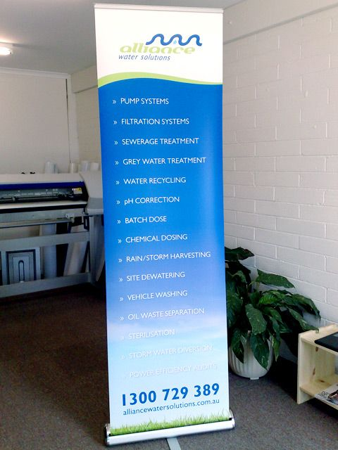 Pullup Banners Provides An Outstanding Surface For High Quality - Vinyl banners and signsexhibitiondisplay signs pvc banners roller banners flag
