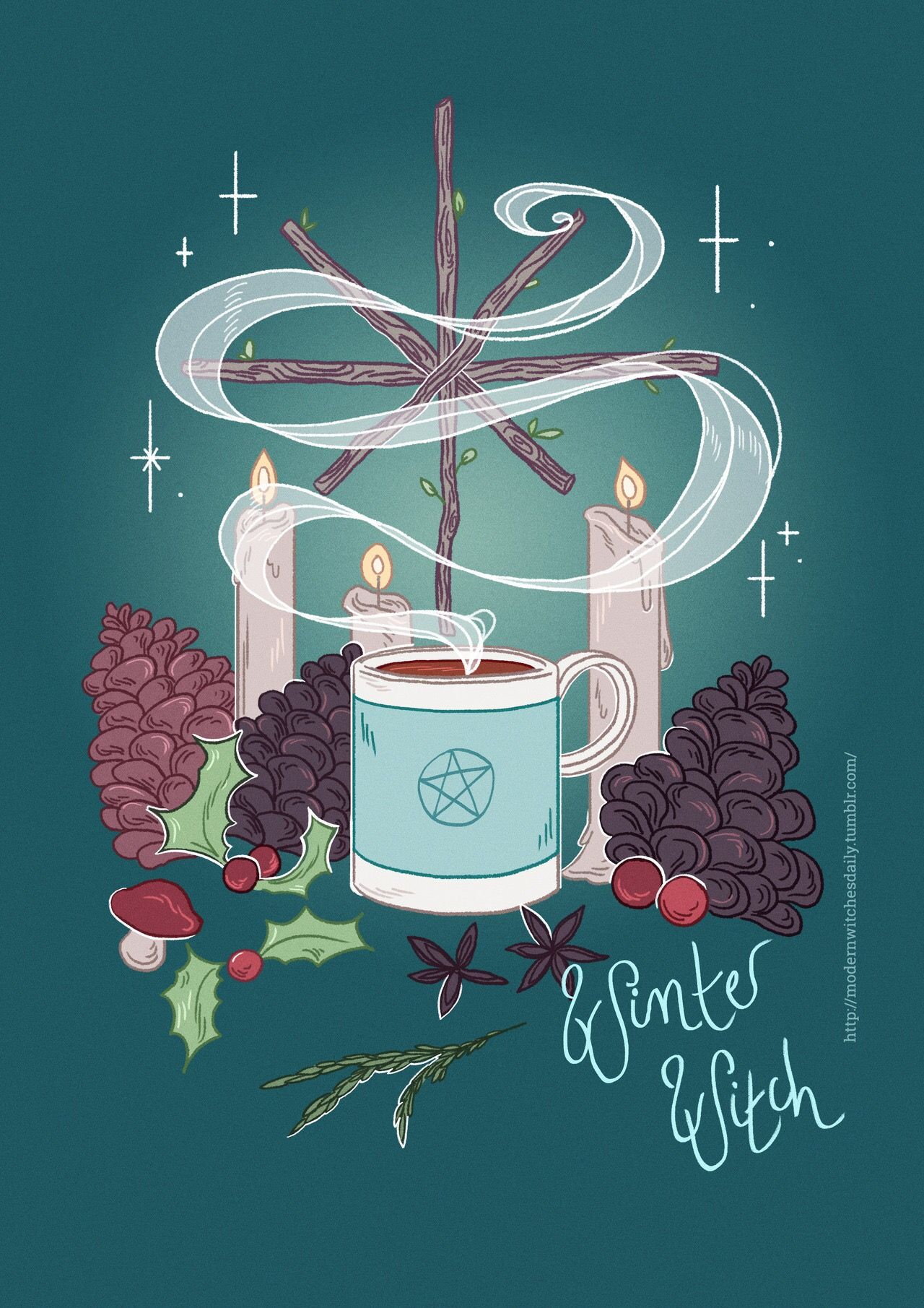 Pin by RiverHeart on Викканство Witch wallpaper, Witchy