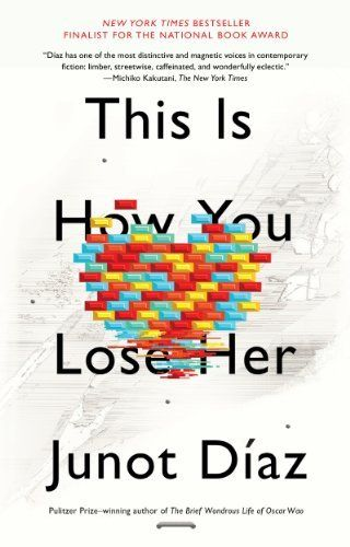 This Is How You Lose Her by Junot Diaz, http://www.amazon.com/dp/B0085DOG2W/ref=cm_sw_r_pi_dp_psLQsb0PG9592