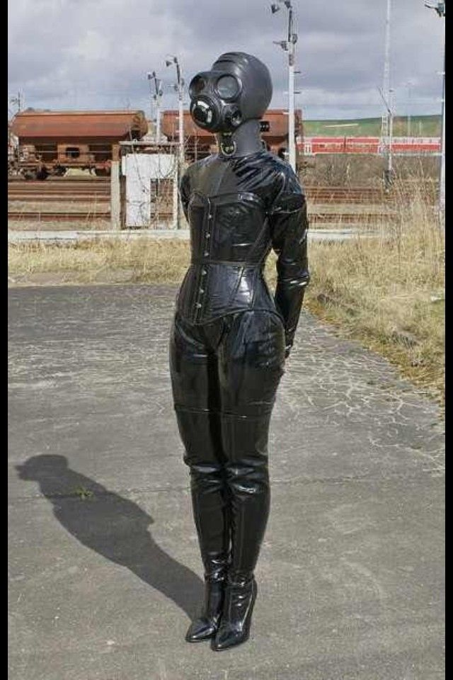 Pin on Total latex, heavy rubber