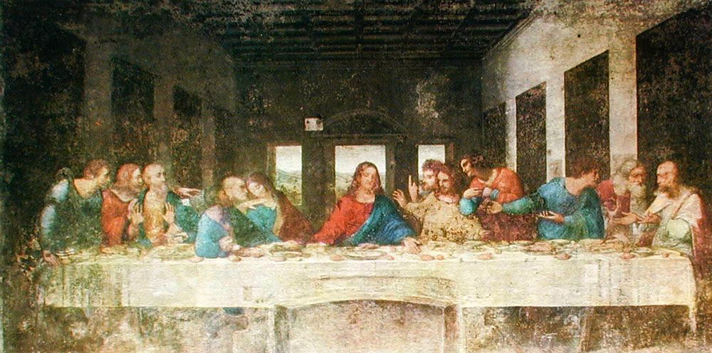 Epingle Sur Leonard De Vinci