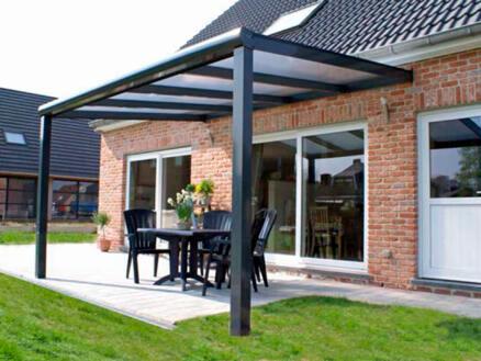 Tonnelle Avila Graphite 3 X 4 M Aluminium Hesperide Graphite Design Jardin Terrasse Pergola Tonnelle