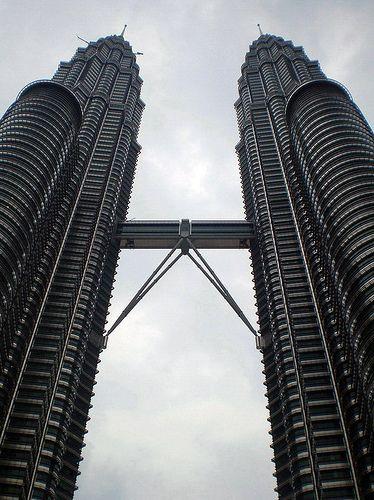 Petronas towers Kuala Lumbur