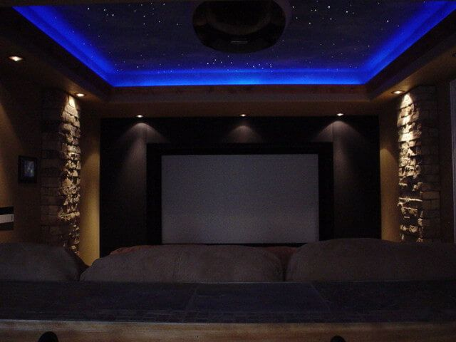 Top Tips For Home Theater Lighting Improvements