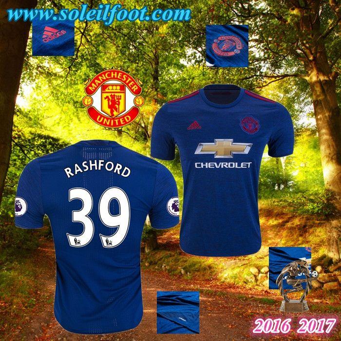 Maillot Du Manchester United (RASHFORD 39) Exterieur 2016