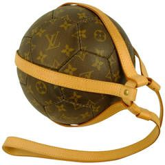 Louis Vuitton Limited Edition Soccer Ball World Cup 1998 With Images Louis Vuitton Limited Edition Louis Vuitton Soccer Ball