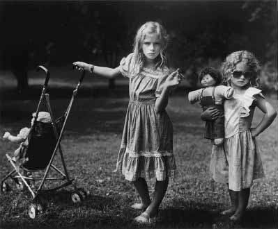 Sally Mann....she is the serious shit, the real, the unusual, the…