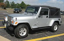 Jeep Wrangler Wikipedia Motorized Road Vehicles In The Usa And