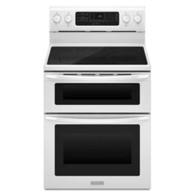 30-in. Width Freestanding Electric 5 Elements Even-heat(tm) True Convection System Architect(r) Series Ii