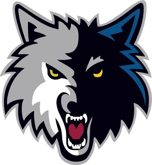 Wolf Logo Gambar Serigala Serigala Seni Tengkorak