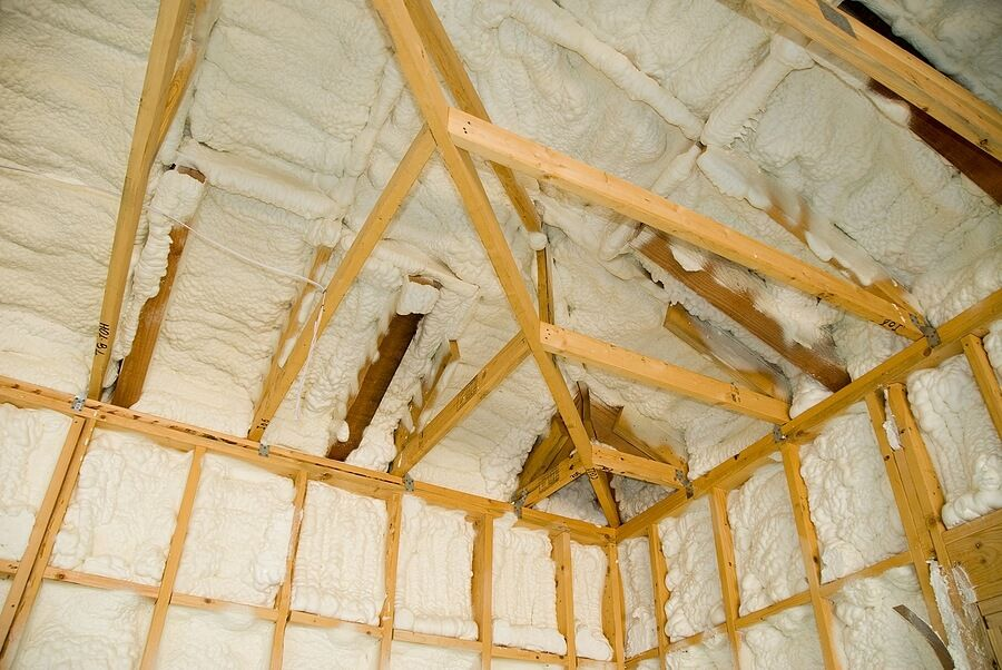 An Education About Your Home S Building Envelope With Images Attic Renovation Attic Flooring Attic Rooms