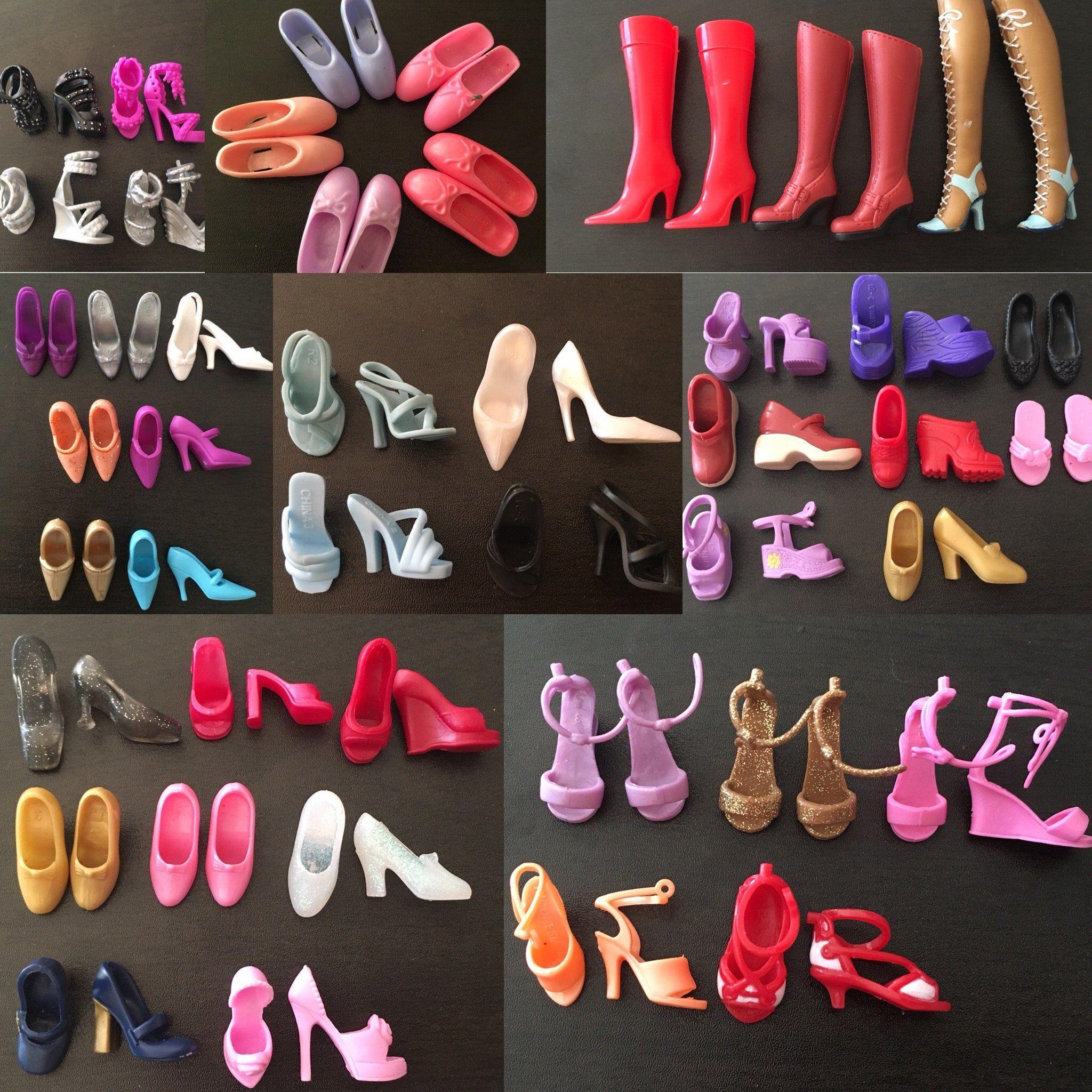 Vintage barbie products