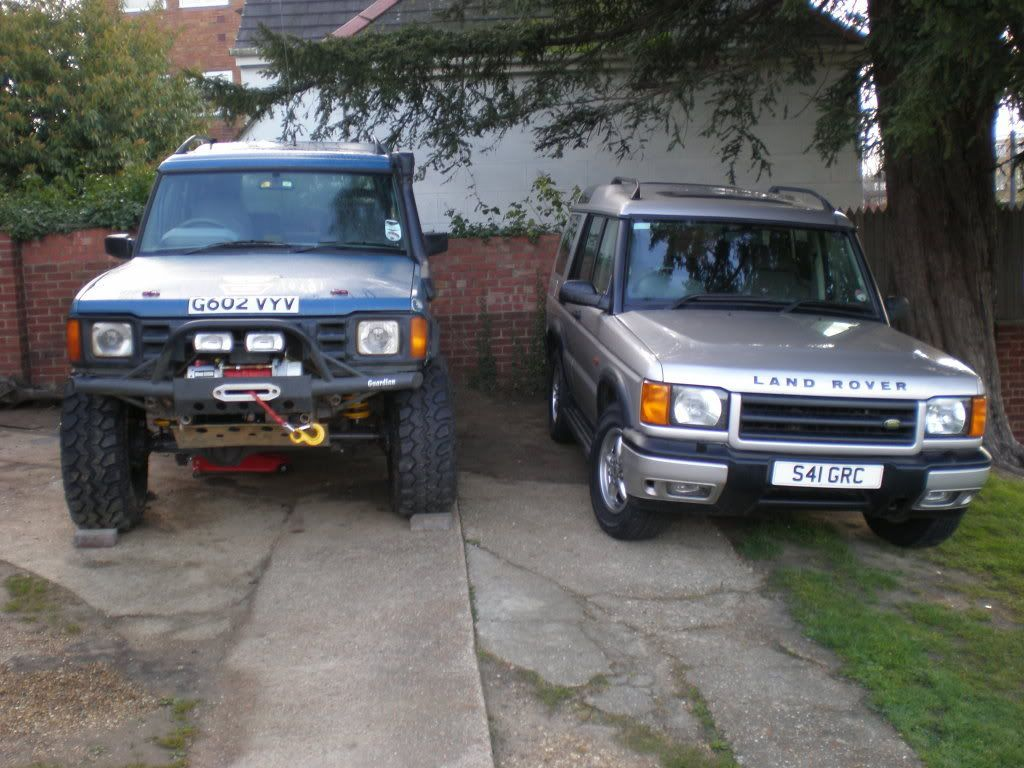 How Much Lift To Clear Xs Land Rover Forums Land - Range rover forum