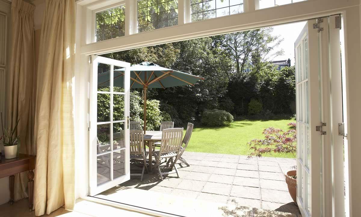 Bi Fold Doors For Kitchen Kitchens Fenster Und T 252 Ren