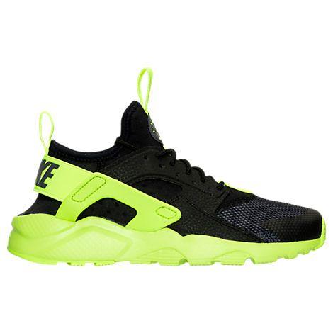 Boys' Grade School Nike Air Huarache Run Ultra Casual Shoes