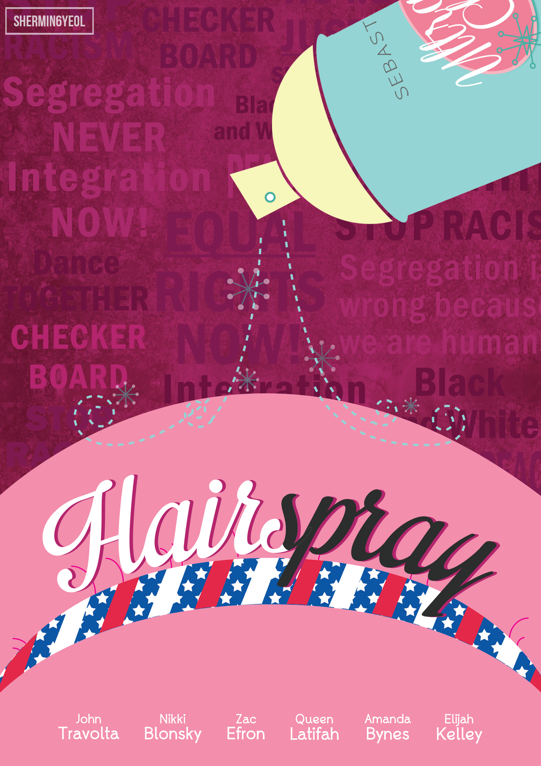 culture identity and film project remaking hairspray