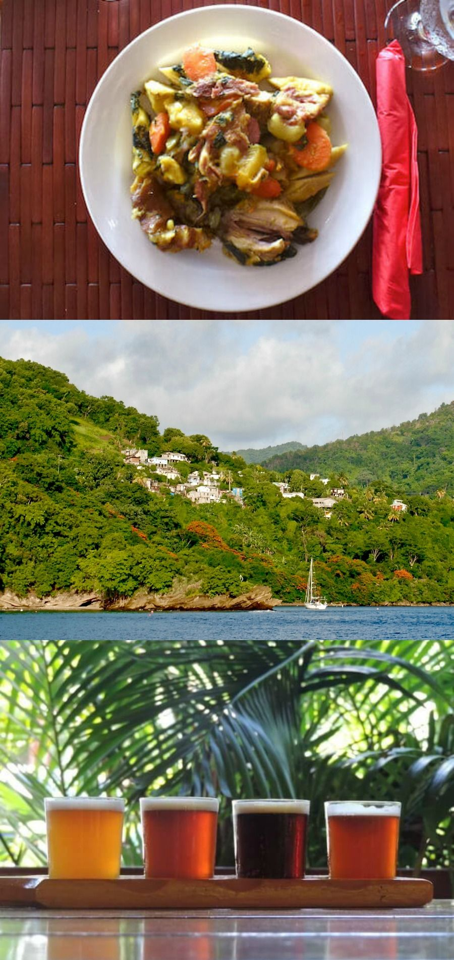 Food lovers rejoice! Here's your total guide full of foodie things to do in Grenada in the Caribbean. Don't read on an empty stomach!