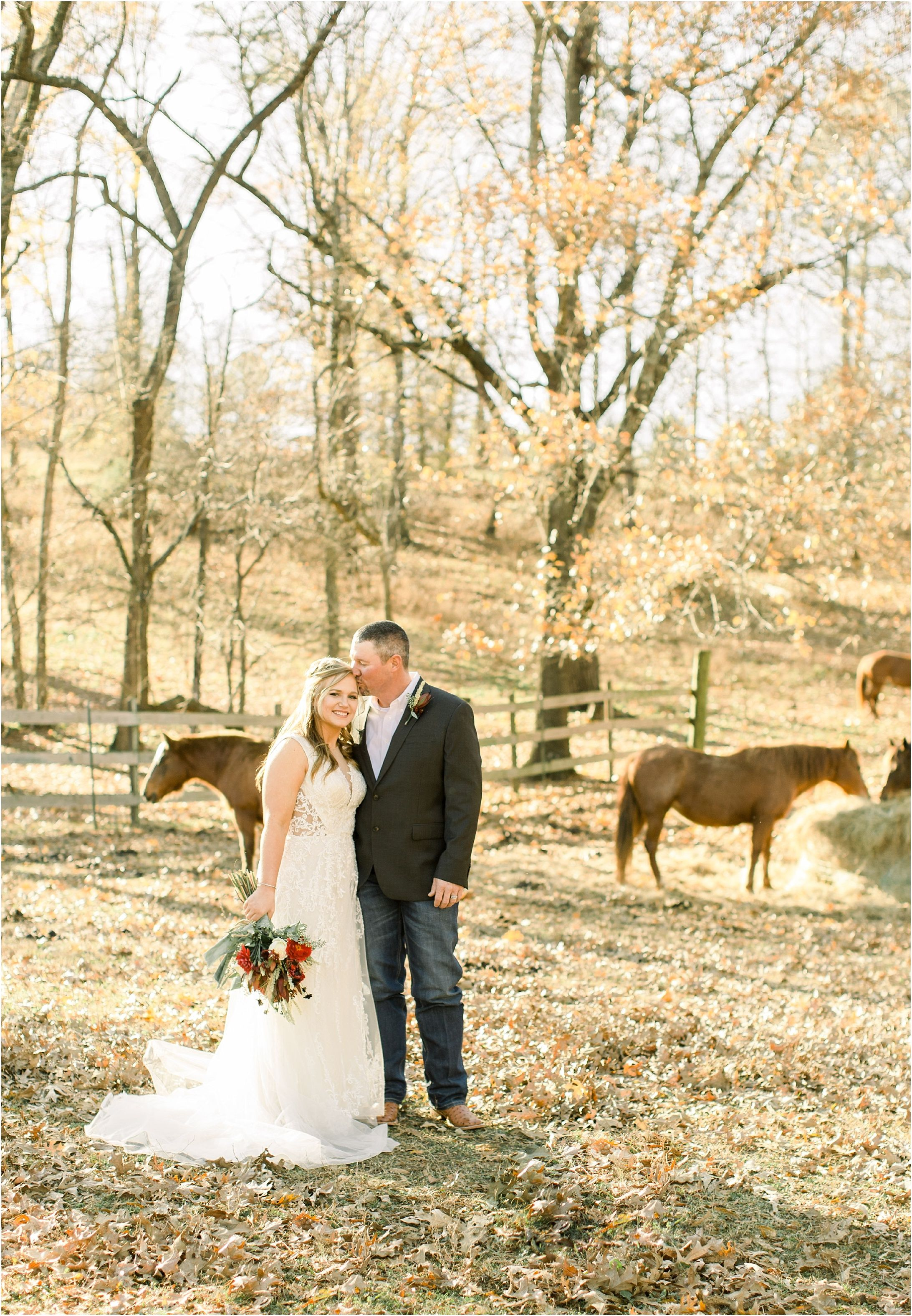 946f79fc2 Country elopement wedding at Barn at Twin Oaks Ranch