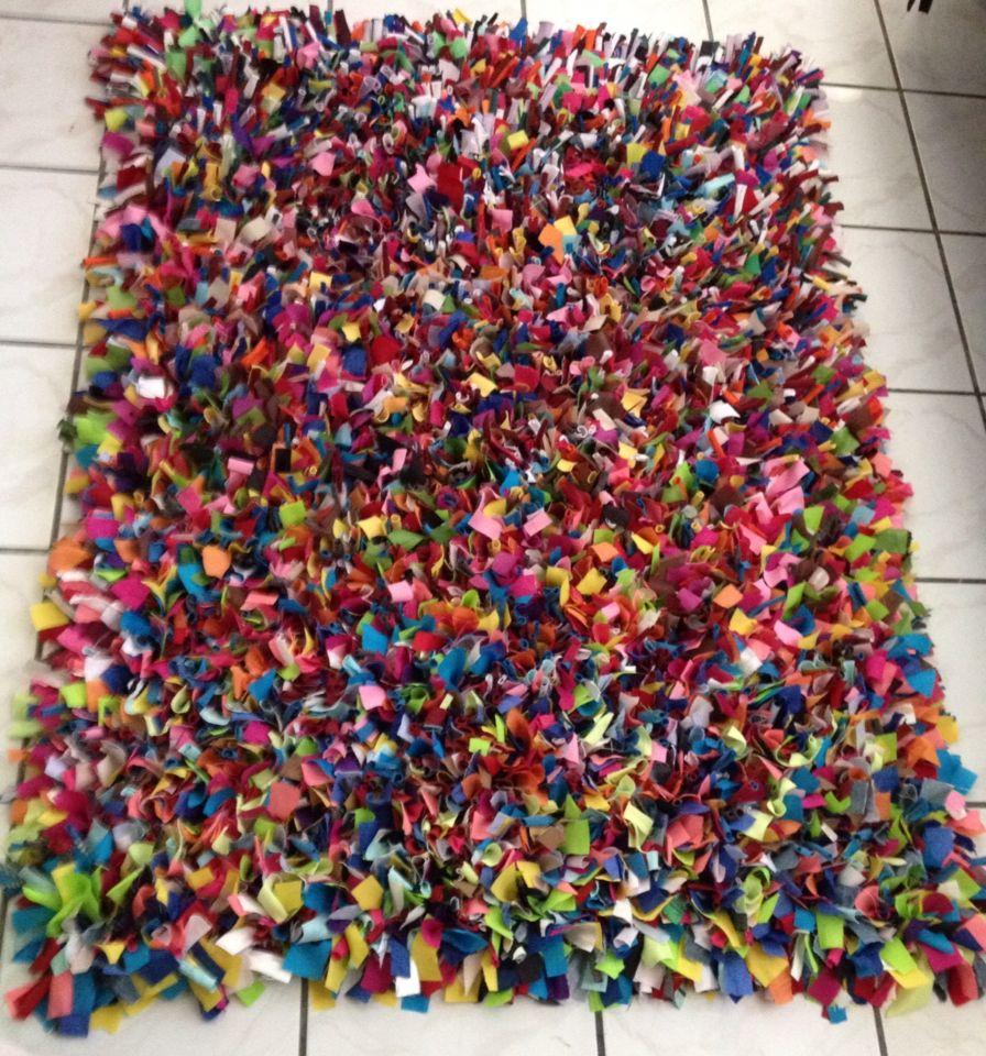 Alfombra de retazos de tela hermosa interior designer - Telas para alfombras ...