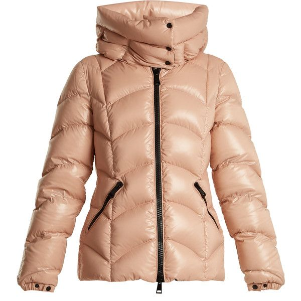 akebia quilted down jacket moncler