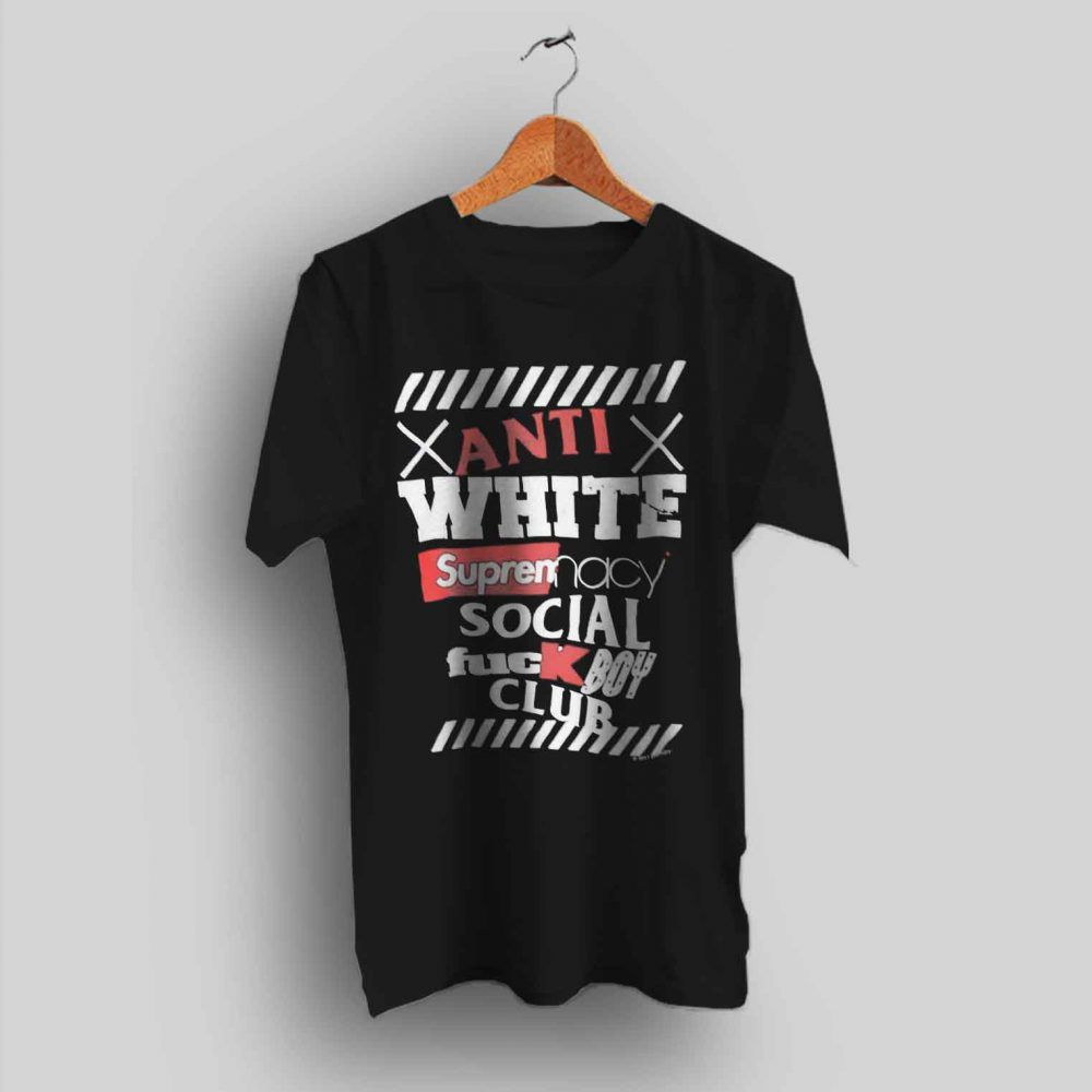 03372bb03600 Anti Off White Supreme Social Club BBC Collabs T Shirt //Price: 14.00// # tshirt #tshirtvintage #Tshirtdesign #Tshirtdesign #Graphictees #Funnyshirts  ...