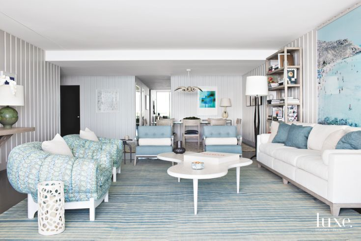 Pale Palette in Calm, Modern Miami Apartment | kate | Pinterest ...