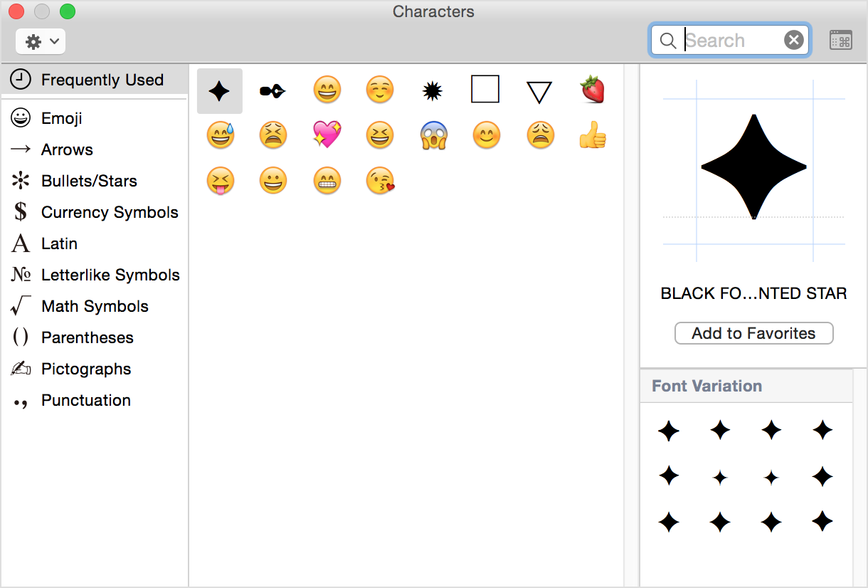 How to type accents emoji and symbols on your mac emoji and how to type accents emoji and symbols on your mac biocorpaavc Image collections