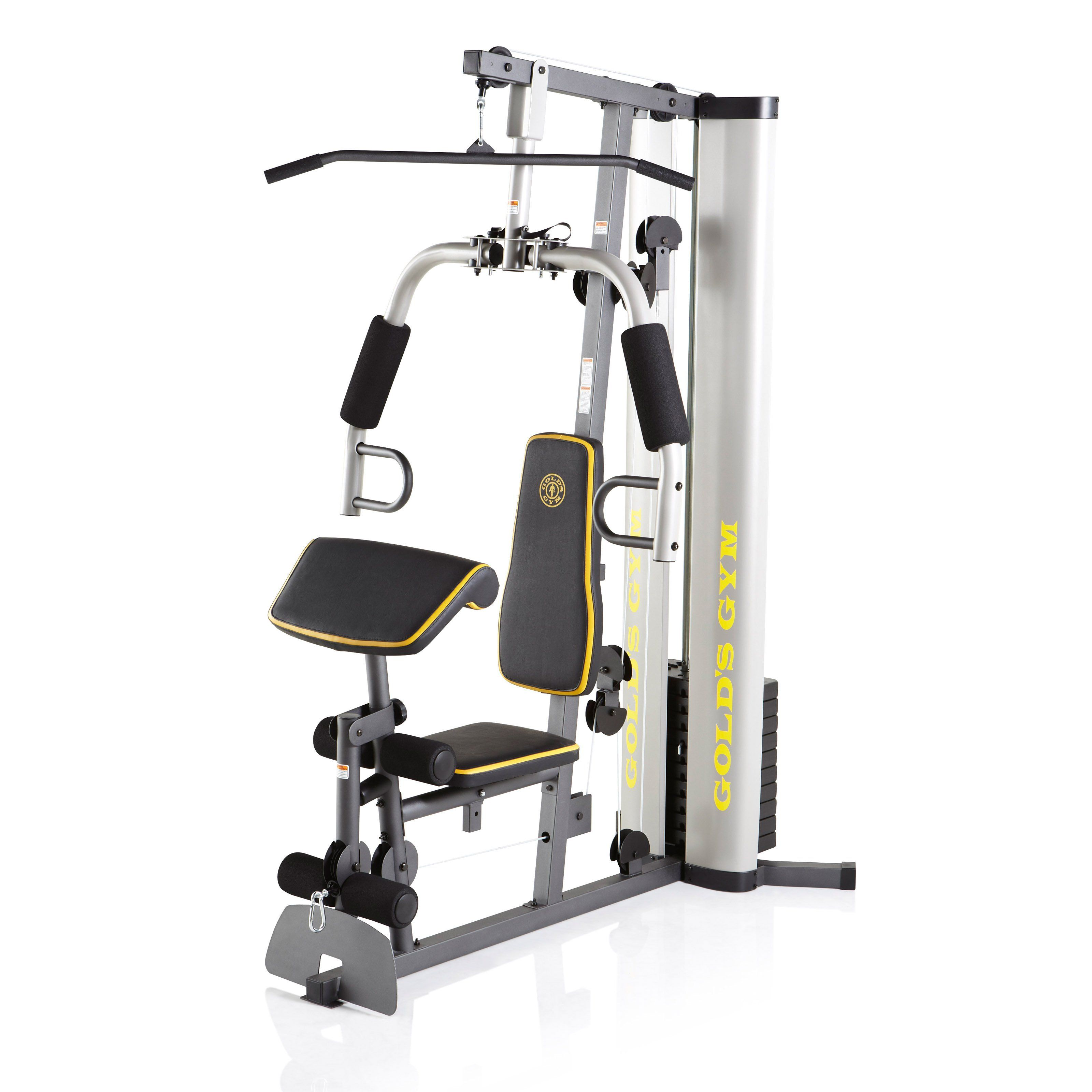 Gold\'s Gym System - The Gold\'s Gym System offers full-body strength ...