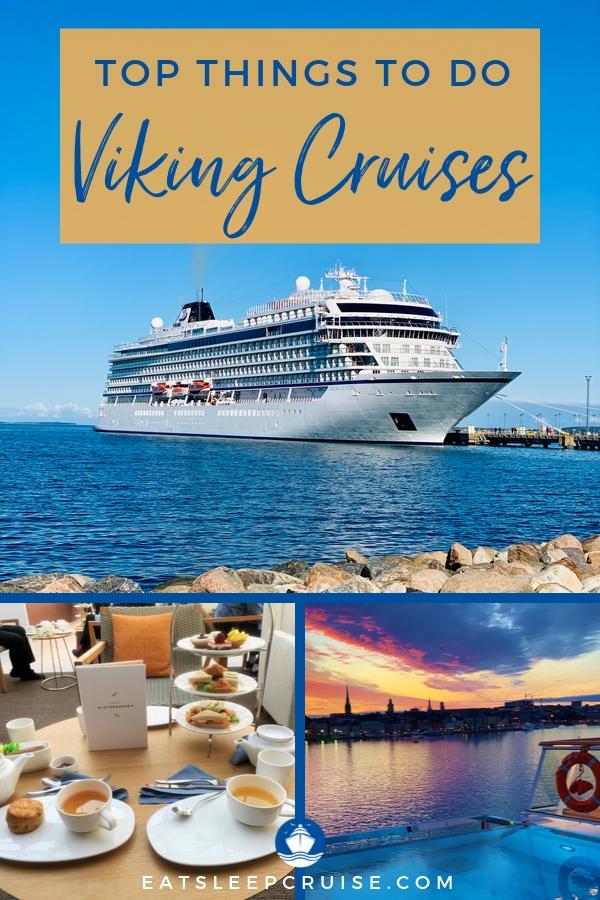 Top Things To Do On A Viking Ocean Cruise Eatsleepcruise Com In 2020 Viking Ocean Cruise Ocean Cruise Viking Cruises