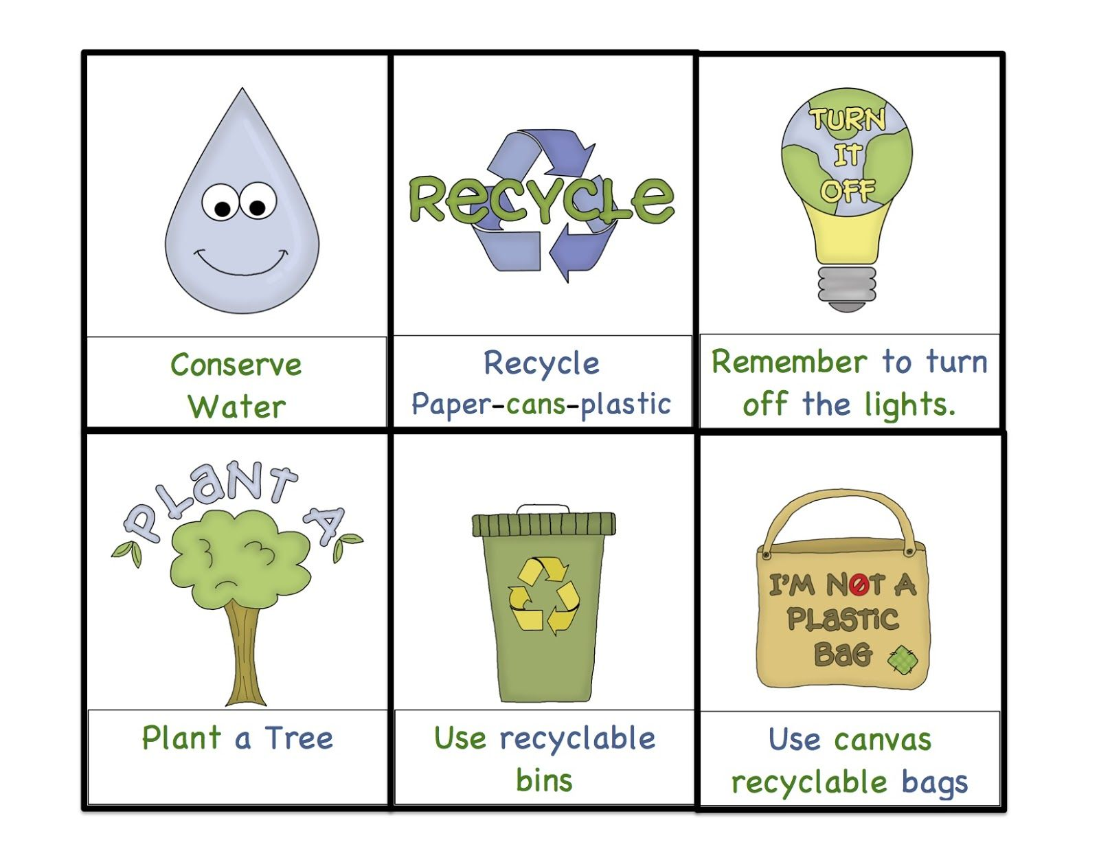 Earth Day Printable 2013 Preschool Printables work Pinterest