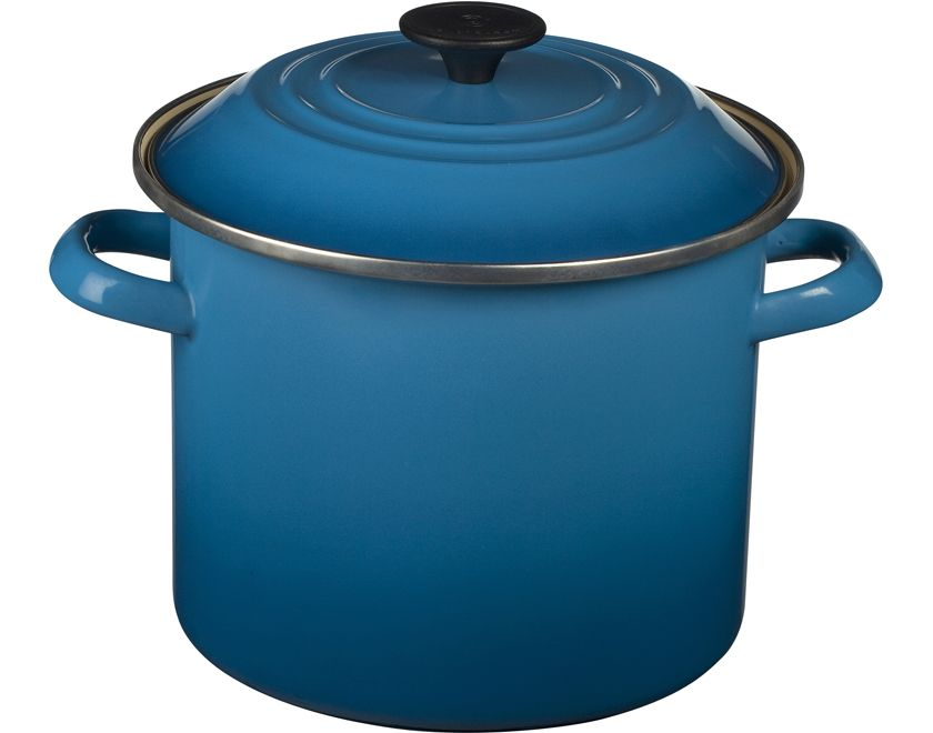 Le Creuset Stockpot Marseille In 2020 Cookware Set Le Creuset